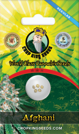 Afghani Regular Marijuana Seeds
