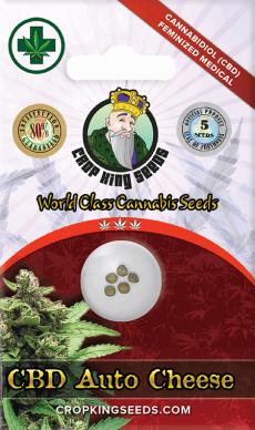 CB Autoflower Cheese Marijuana Seeds 230x388