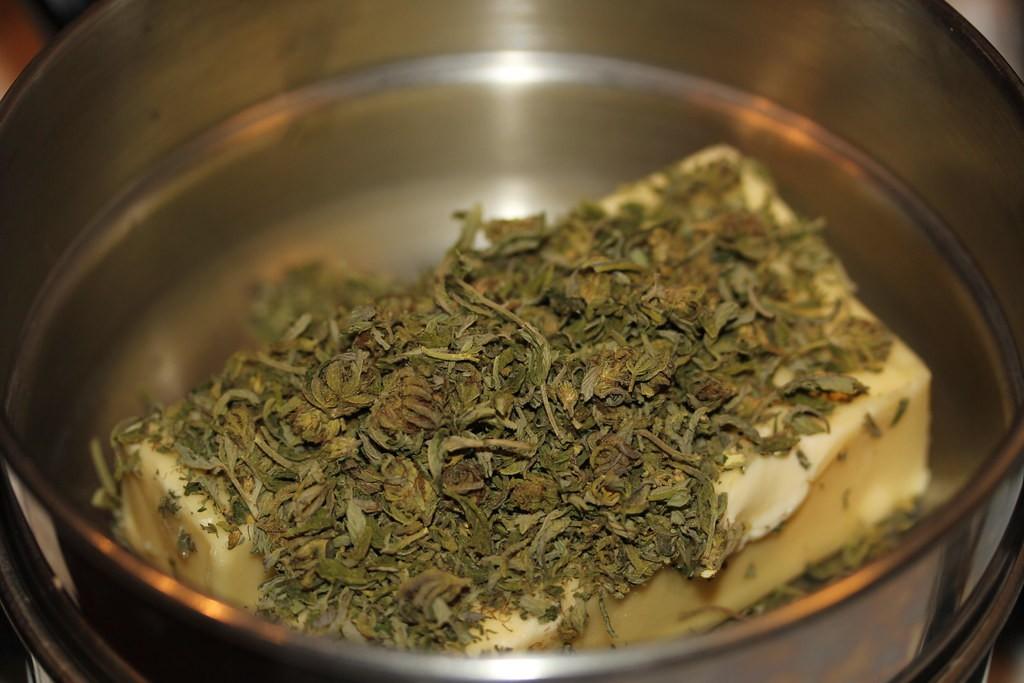 Marijuana Butter