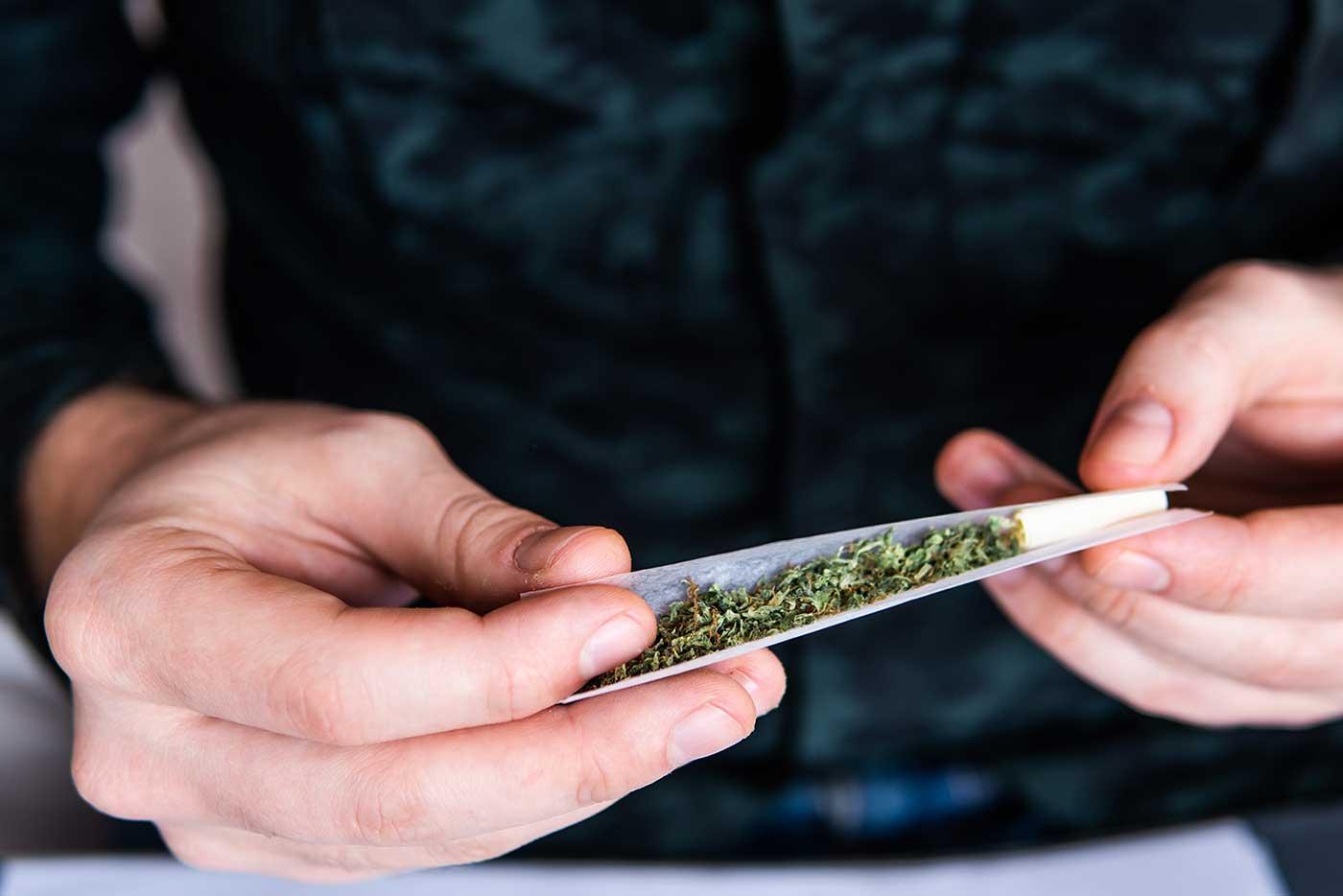 Cannabis Smoke