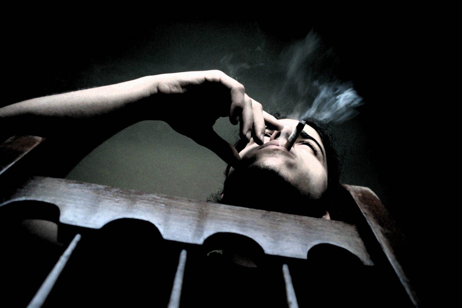 does aga matter when smoking weed